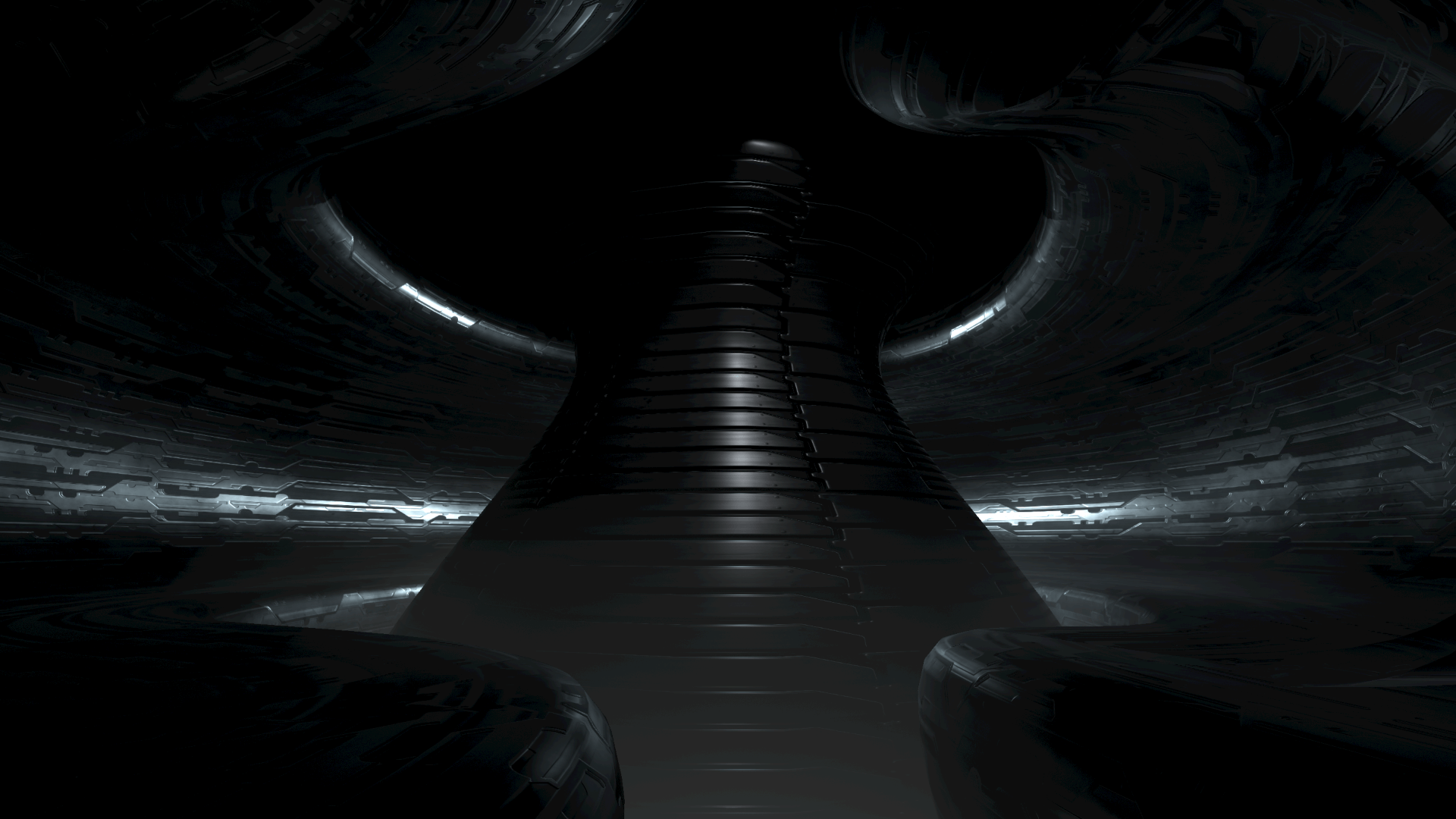 Those Giger textures from the Asset Store… – Concept Art and