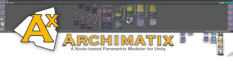 Archimatix on the Asset Store