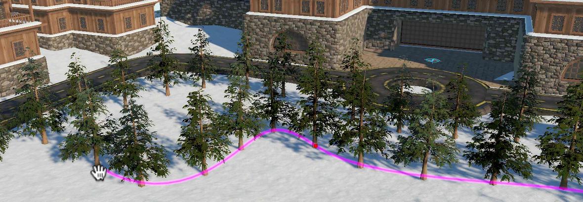 Prefab Instancing on Unity Terrains